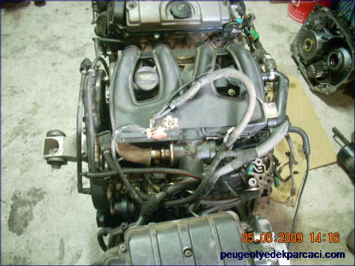 Citröen berlingo motor ve parçalarý