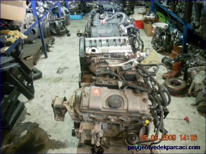 Citroen c2 komple motor