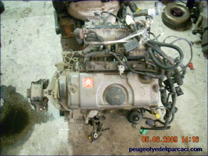 Citroen c3 komple motor