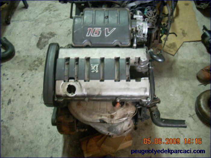 Peugeot 106 çýkma motor ve parçalarý