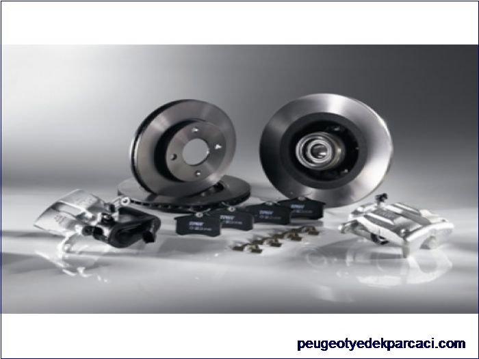 Peugeot 106 fren disk takımı