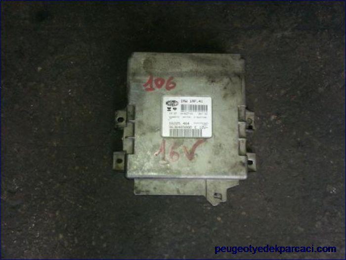 Peugeot 106 gti motor beyni