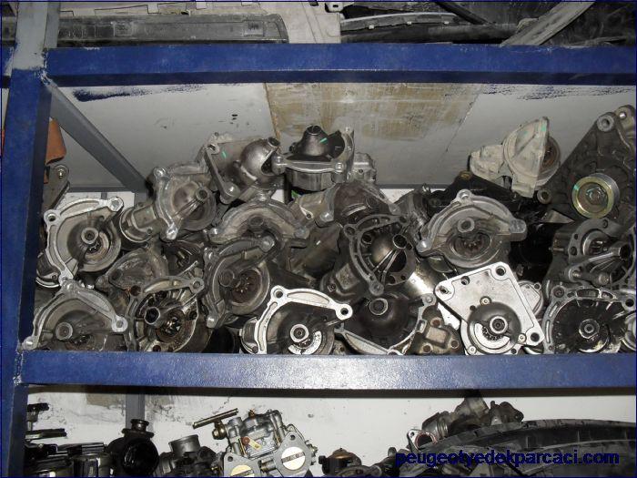 Peugeot 106 Marþ Dinamosu motoru