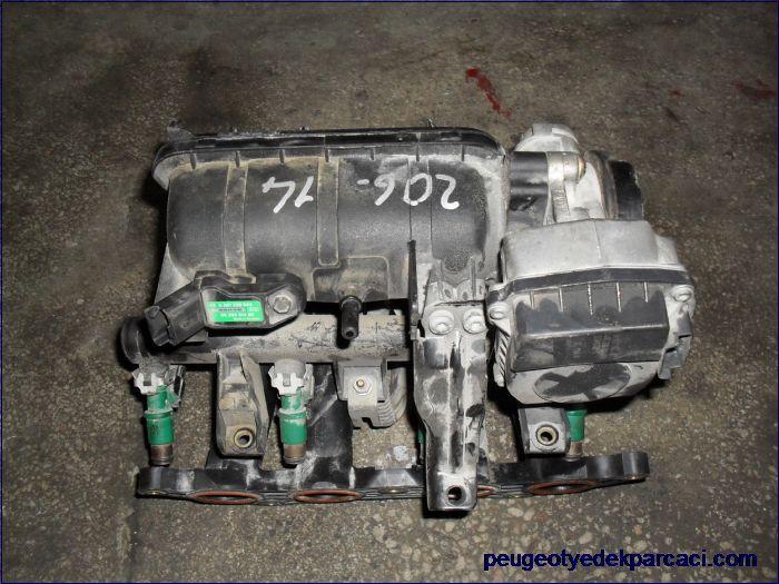 Peugeot 206 1.4 Benzinli Emme Manifoldu
