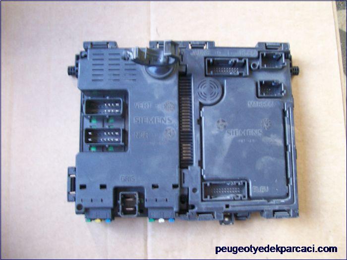 Peugeot 206 Bsi Beyni 9626460880