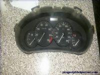 Peugeot 206 gösterge saati 1999-2003 arası