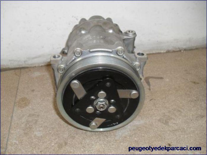 Peugeot 206 Klima kompresörü