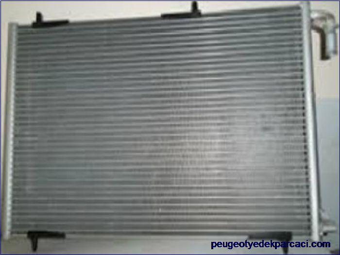 Peugeot 206 Klima Radyatörü