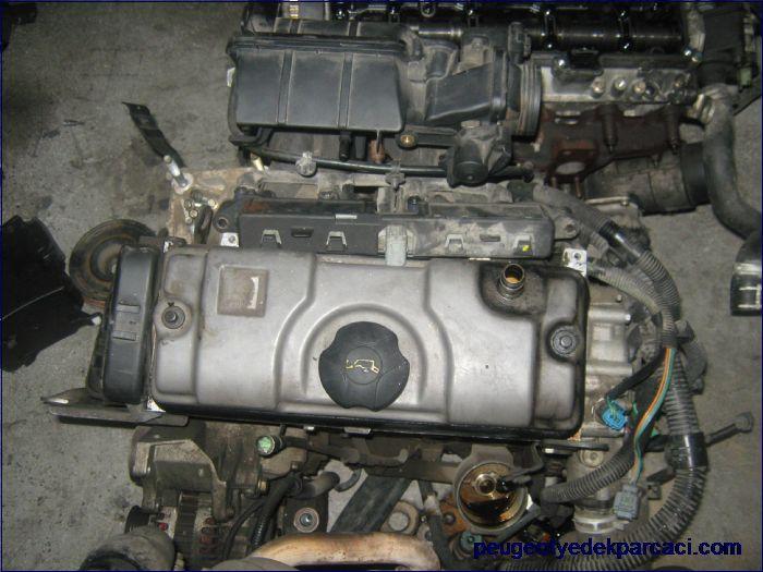 Peugeot 206 motor ve parçalarý