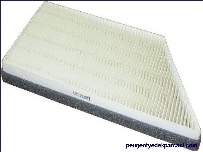 Peugeot 206 polen filtresi