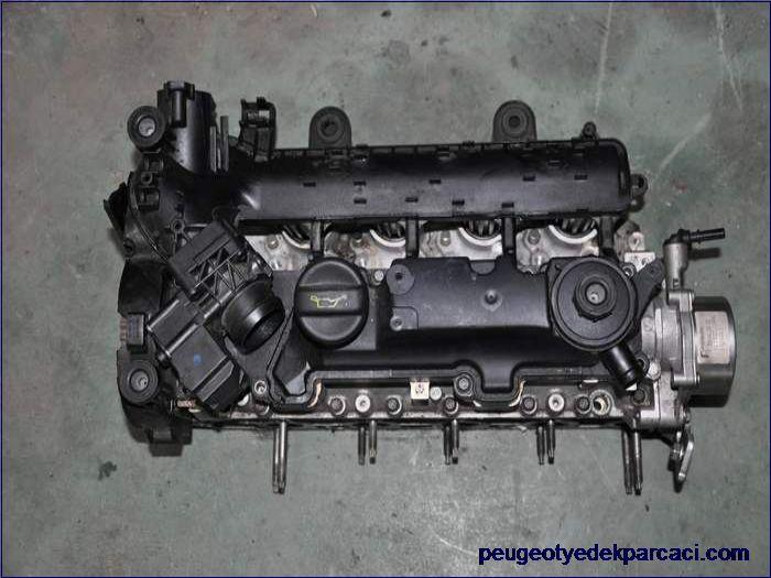 Peugeot 207 1.4 hdi silindir kapaðý