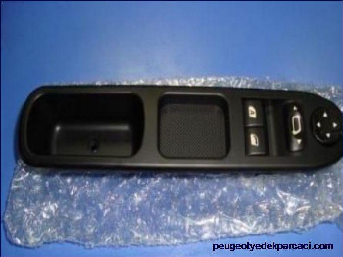 Peugeot 207 Cam Düğmesi