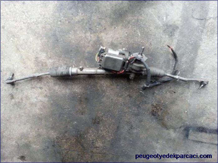 Peugeot 207 Direksiyon Kutusu