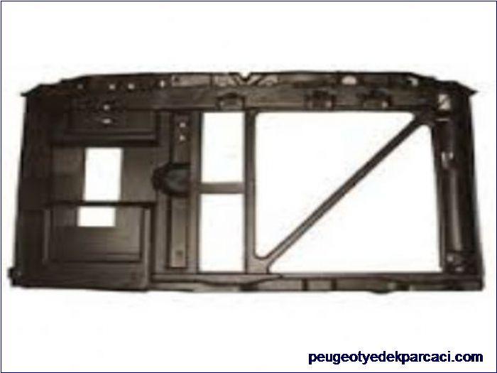 Peugeot 207 fan paneli