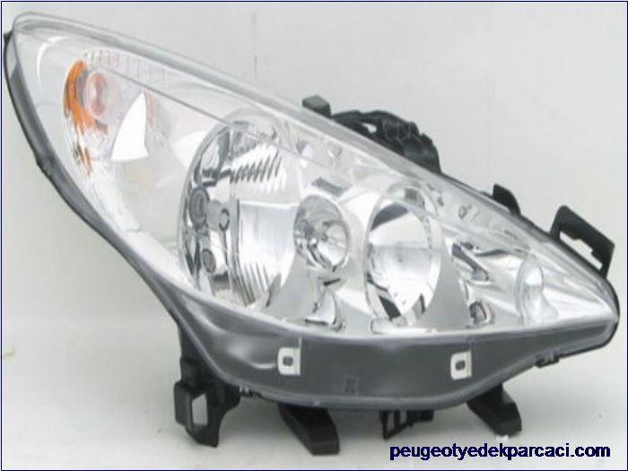 Peugeot 207 Sað Far