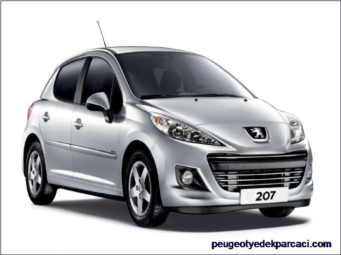 Peugeot 207 Sol Ön Taþýyýcý
