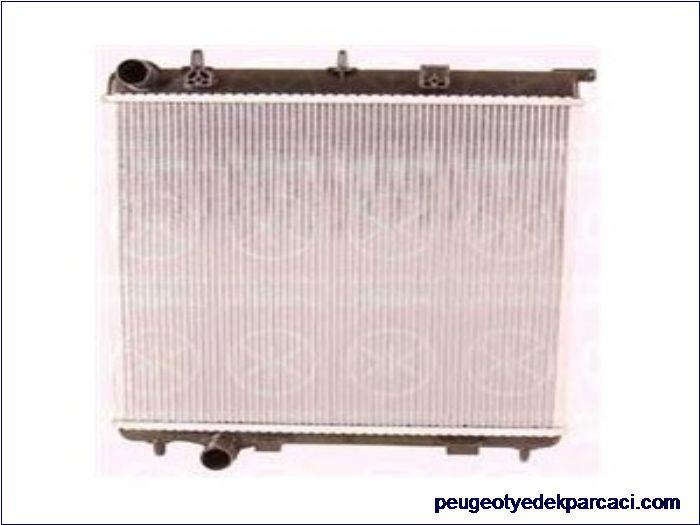 Peugeot 207 Su Radyatörü