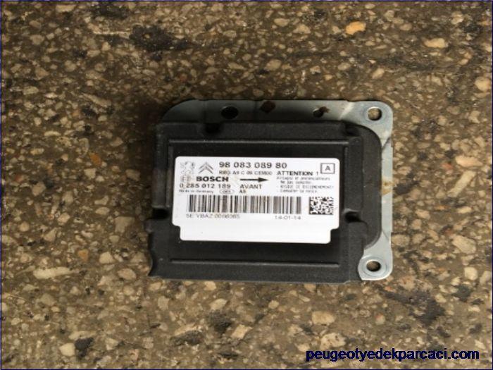 Peugeot 208 Airbag Beyni 9808308980