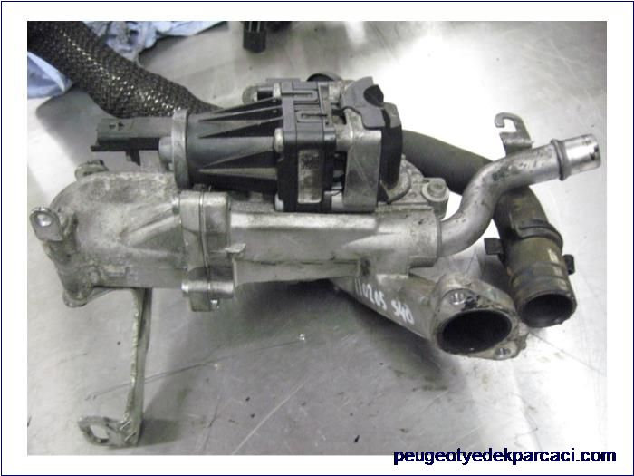 Peugeot 301 Egr euro5