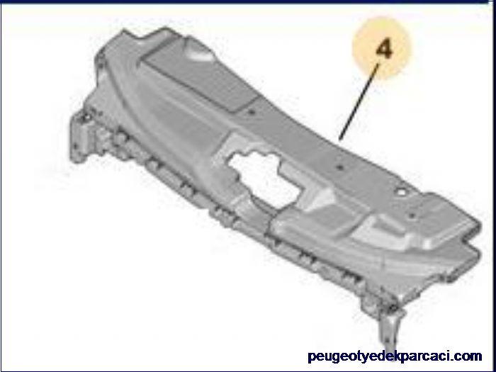Peugeot 301 panel üst bakaliti