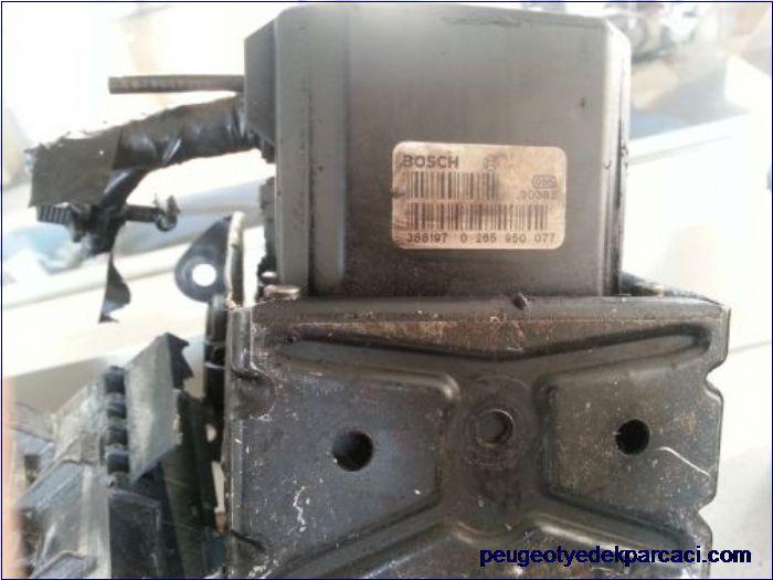 Peugeot 306 Abs beyni