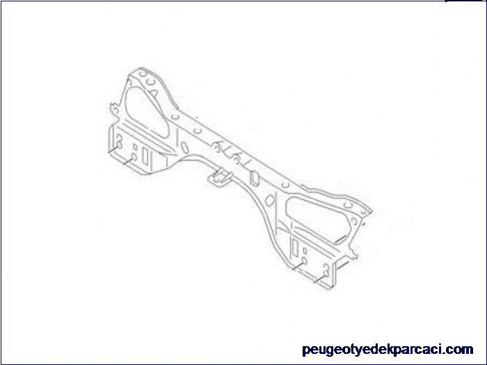 Peugeot 306 far paneli