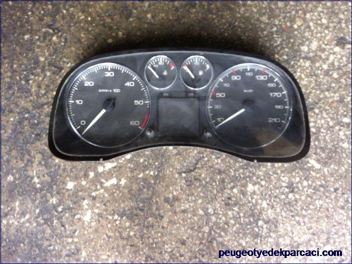Peugeot 307 gösterge saati