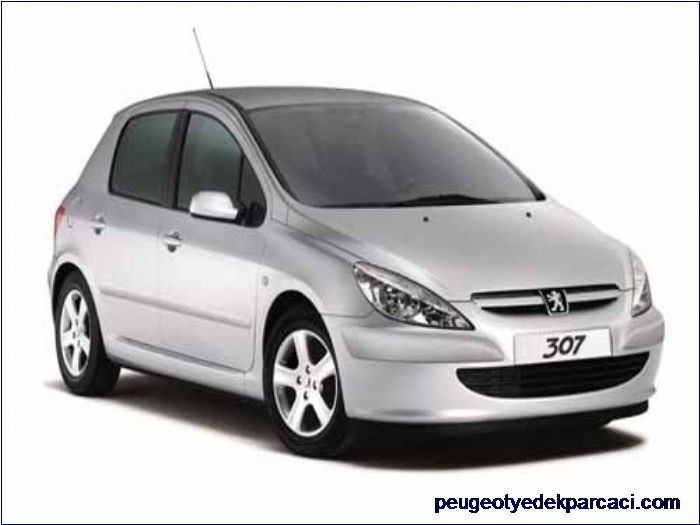 Peugeot 307 Sað Arka Kapý