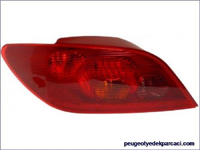 Peugeot 307 Sol Arka Stop Lambasý