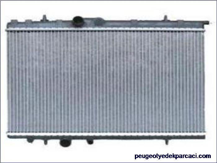 Peugeot 307 Su Radyatörü