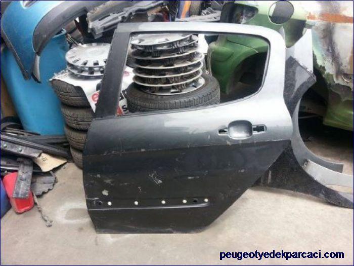 Peugeot 308 sol arka kapý