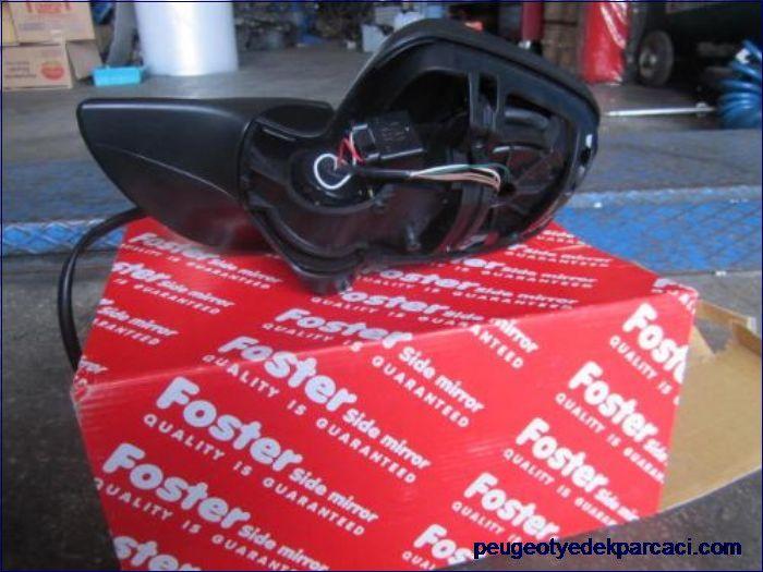Peugeot 407 Sol Ayna