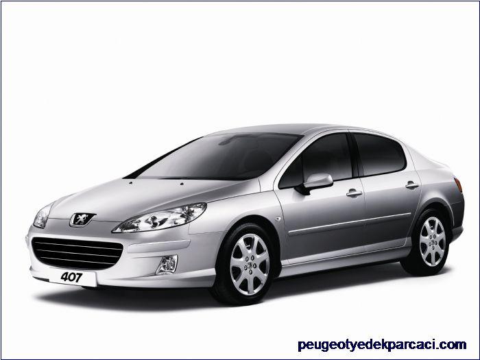 Peugeot 407 Sol Ön Taþýyýcý
